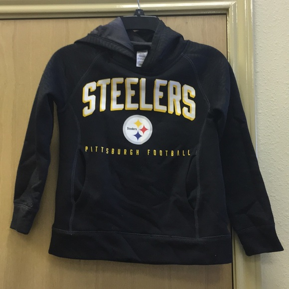 half off fefd8 5f713 Youth Steelers hoodie